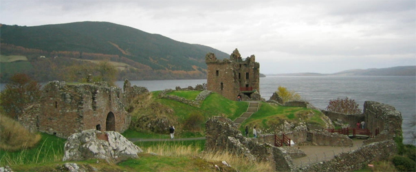 Scottish Highlands_Urquhart_Castle