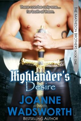 11 Highlander's_Desire_#1
