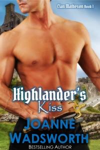 14 Highlander's_Kiss_#1