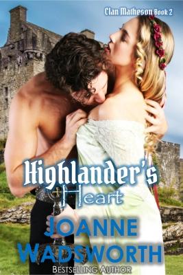 15 Highlander's_Heart_#2
