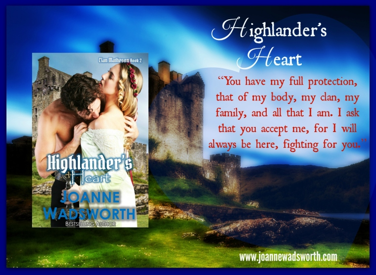 Highlander's Heart graphic 3