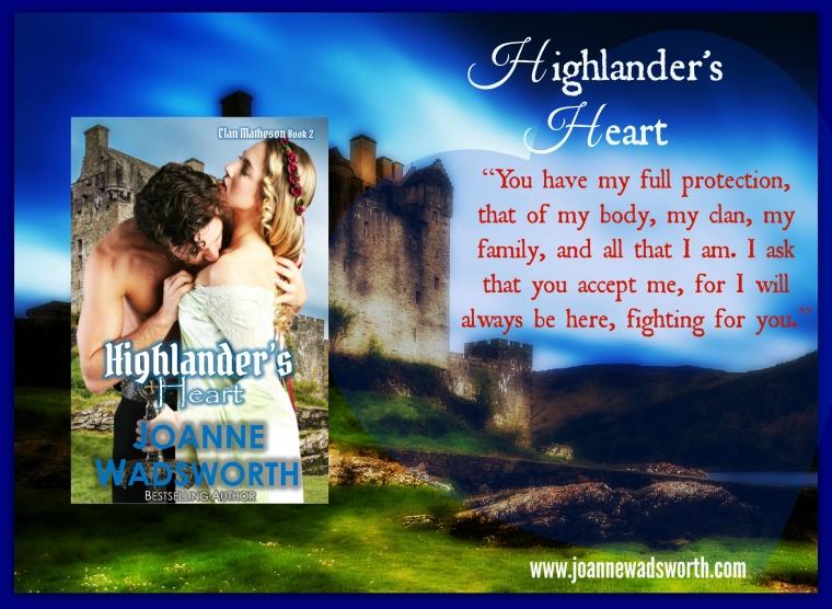 Highlander's Heart graphic 3