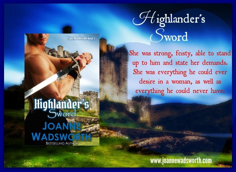 Highlander's Sword 3
